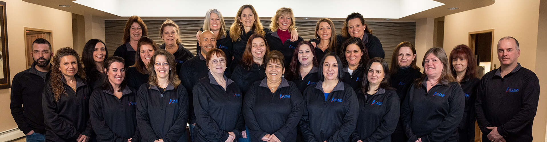 Picture of the Access Medical Solutions Staff